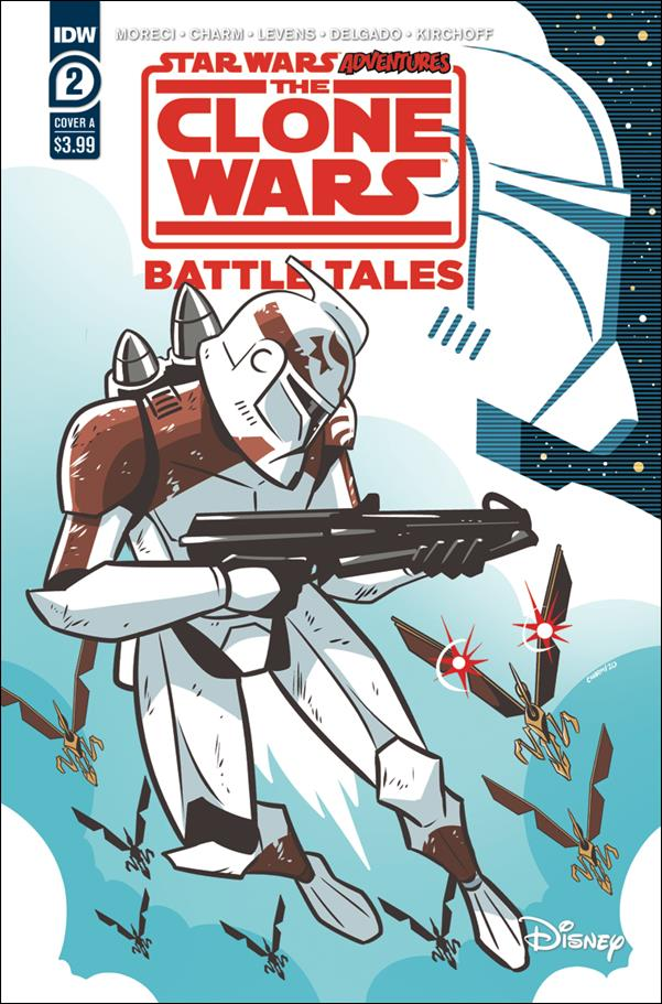 Star Wars Adventures: The Clone Wars - Battle Tales 2-A by IDW