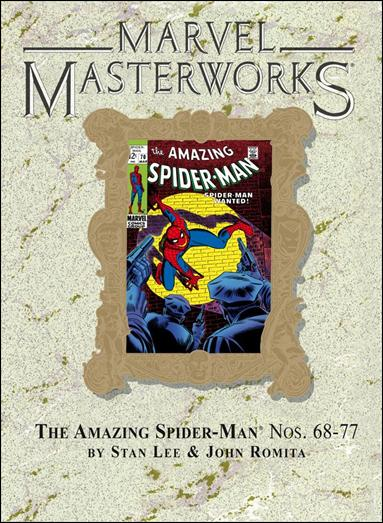 Marvel Masterworks: The Amazing Spider-Man 8-B by Marvel