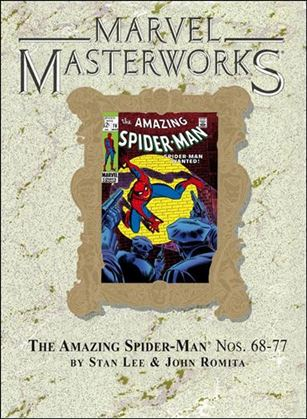 Marvel Masterworks: The Amazing Spider-Man 8-B