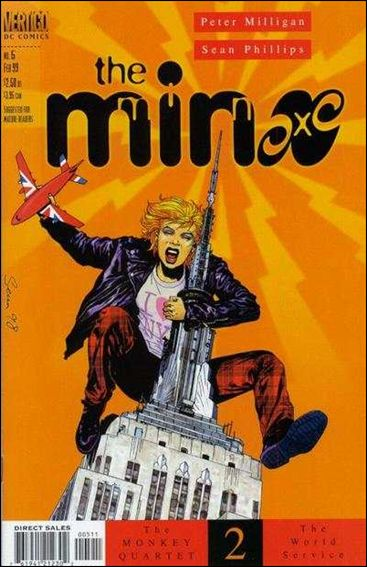 Minx (1998) 5-A by Vertigo