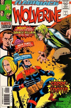 Wolverine (1988)  -1-A