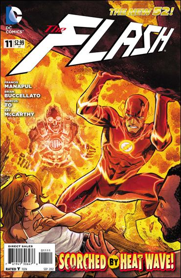 Flash (2011) 11-A by DC
