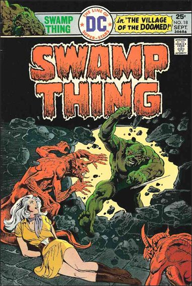Swamp Thing (1972) 18-A by DC
