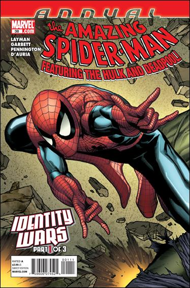 Amazing Spider-Man Annual 38-A by Marvel