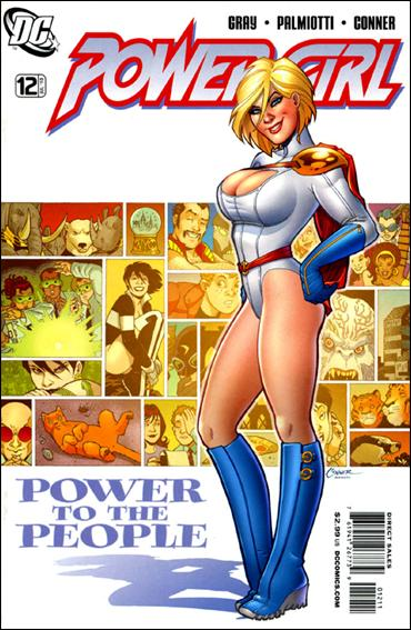 Power Girl (2009) 12-A by DC