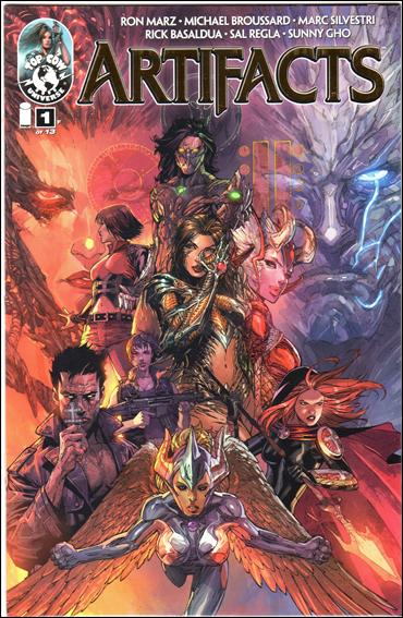Artifacts (2010) 1-F by Top Cow