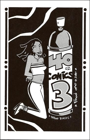 40oz Comics 3-A by 40oz Comics