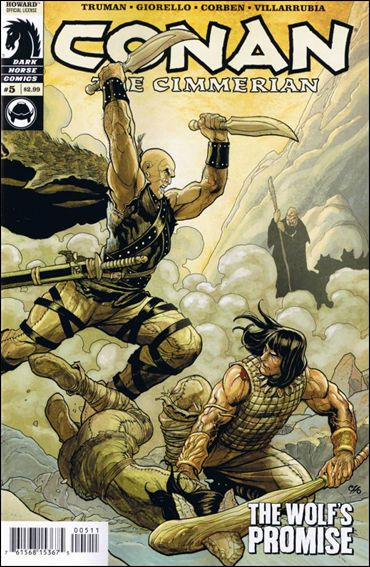 Conan the Cimmerian 5-A by Dark Horse
