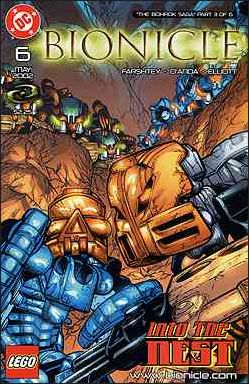 Bionicle 6-A by DC