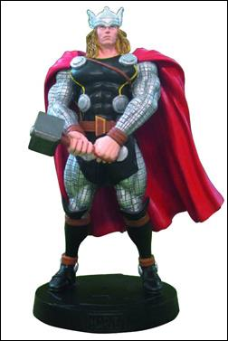 Marvel Fact Files Special Thor by Eaglemoss Publications