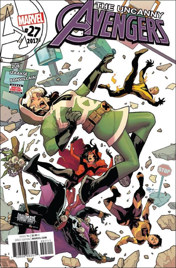 Uncanny Avengers (2015/12) 27-A by Marvel