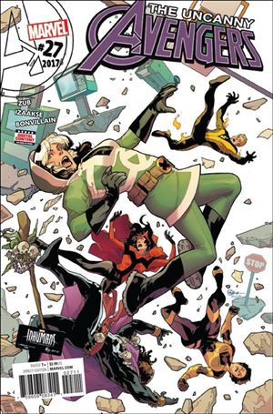 Uncanny Avengers (2015/12) 27-A