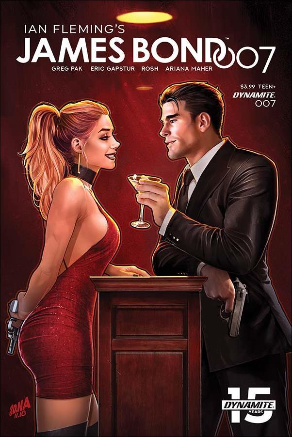 James Bond 007 7-C by Dynamite Entertainment