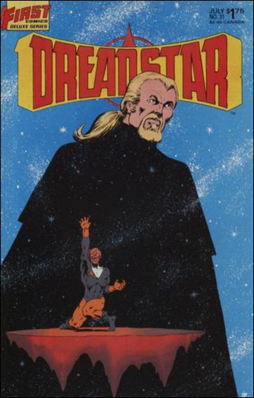Dreadstar (1982) 31-A by Epic