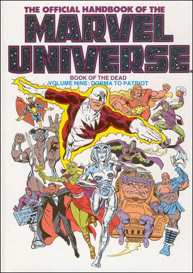 Official Handbook of the Marvel Universe 9-A by Marvel