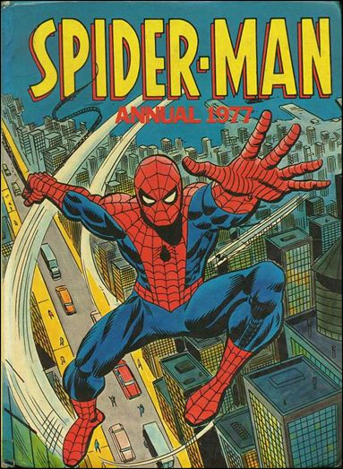 Spider-Man Annual (UK) 1977-A by Marvel UK