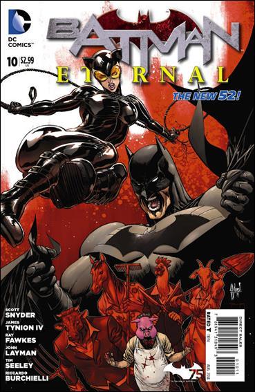 Batman Eternal 10-A by DC