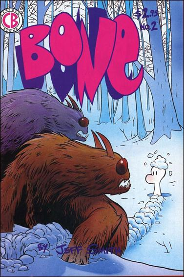 Bone (1991) 2-A by Cartoon Books