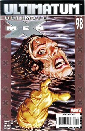 Ultimate X-Men (2000) 98-A