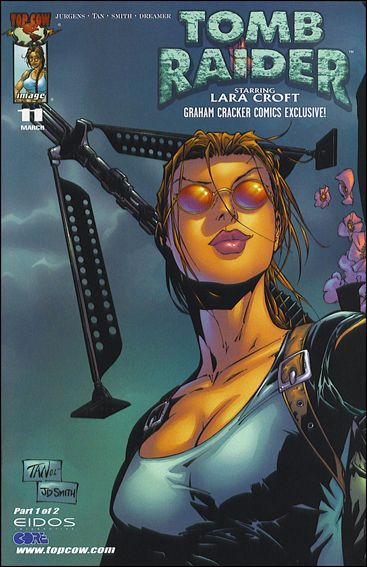 Tomb Raider: The Series 11-B by Top Cow