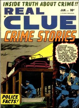 Real Clue Crime Stories (1951) 11-A