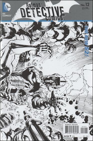 Detective Comics (2011) 12-D by DC