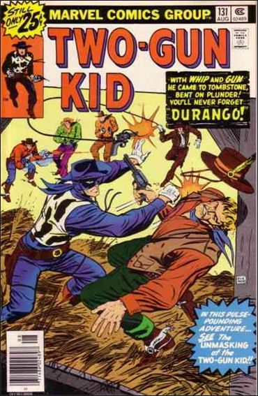 Two-Gun Kid 131-A by Marvel