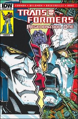 Transformers: Regeneration One 84-B by IDW