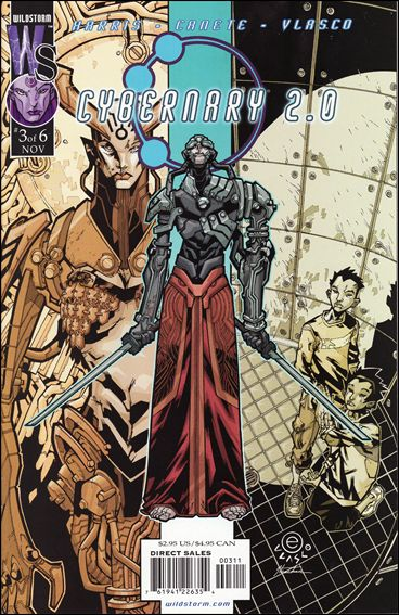 Cybernary 2.0 3-A by WildStorm
