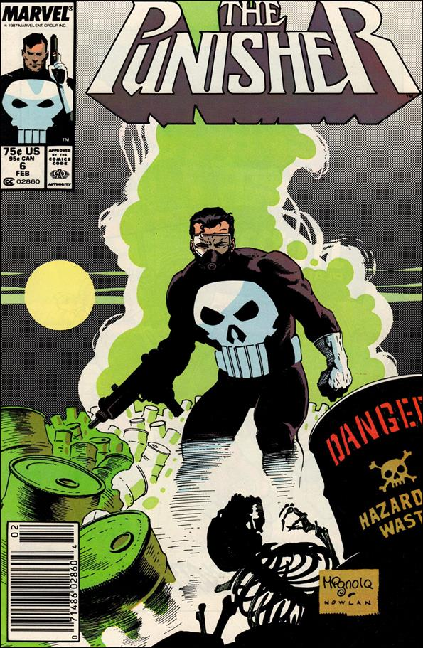 Punisher (1987) 6-A by Marvel