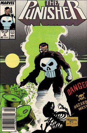 Punisher (1987) 6-A