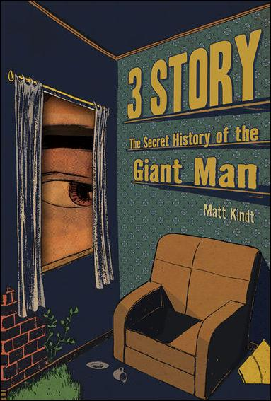 3 Story: The Secret History of the Giant Man 1-A by Dark Horse