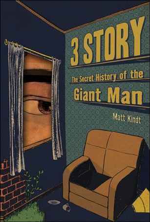 3 Story: The Secret History of the Giant Man 1-A