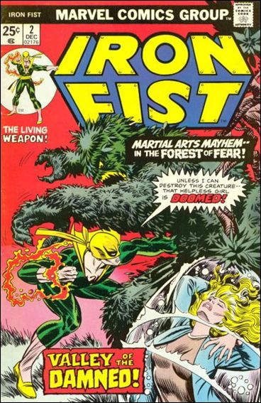 Iron Fist (1975) 2-A by Marvel