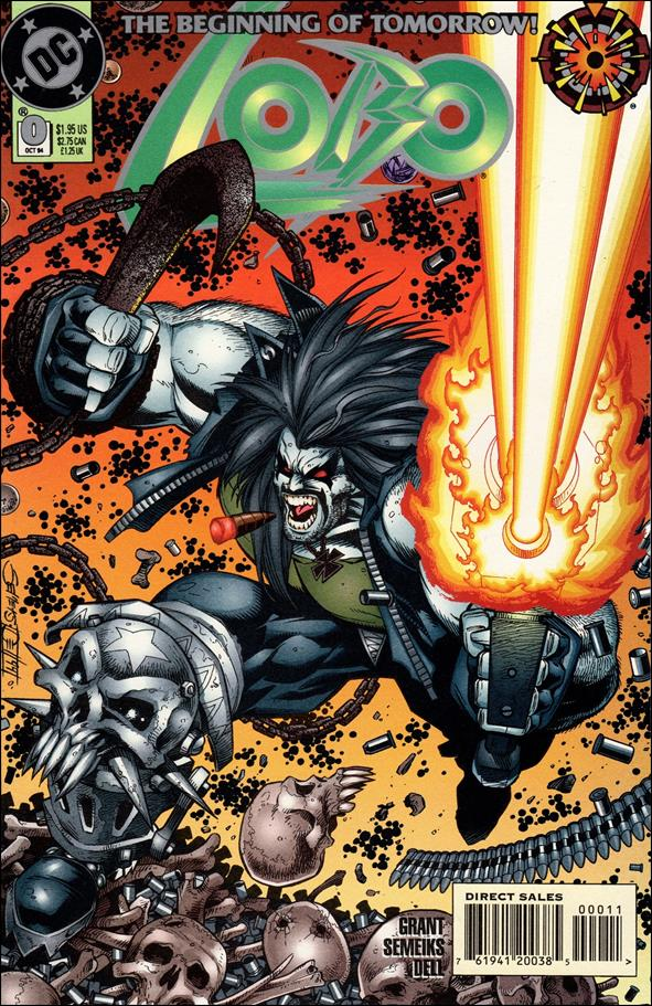 Lobo (1993) 0-A by DC