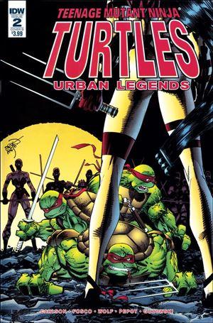 Teenage Mutant Ninja Turtles: Urban Legends 2-B