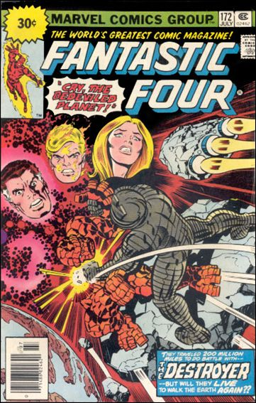 Fantastic Four (1961) 172-B by Marvel