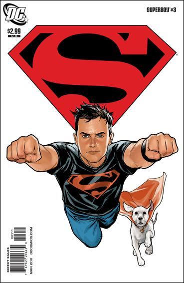 Superboy (2011/01) 3-A by DC
