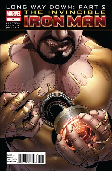 Invincible Iron Man (2008) 517-A by Marvel
