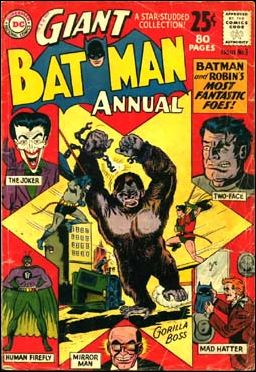 Batman Annual (1961) 3-A by DC