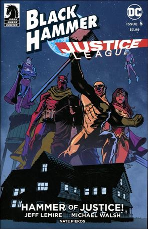 Black Hammer/Justice League: Hammer of Justice! 5-C