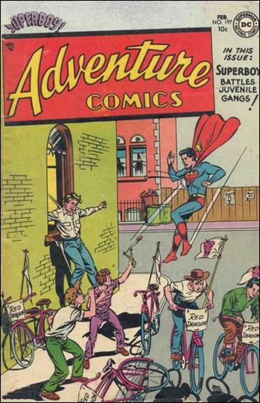 Adventure Comics (1938) 197-A by DC