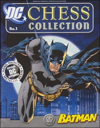 DC Chess Collection (UK) 1-A by Eaglemoss Publications