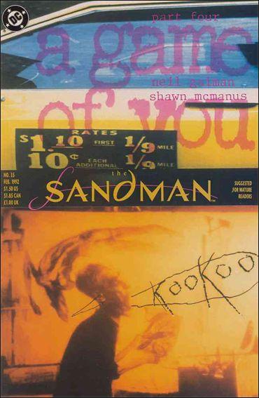 Sandman (1989) 35-A by Vertigo