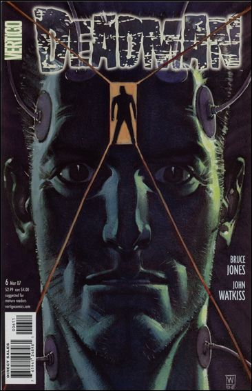 Deadman (2006) 6-A by Vertigo