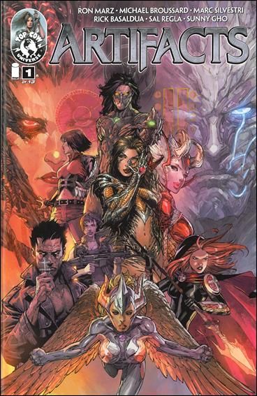 Artifacts (2010) 1-A by Top Cow