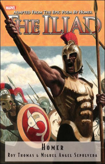 Marvel Illustrated: The Iliad nn-A by Marvel