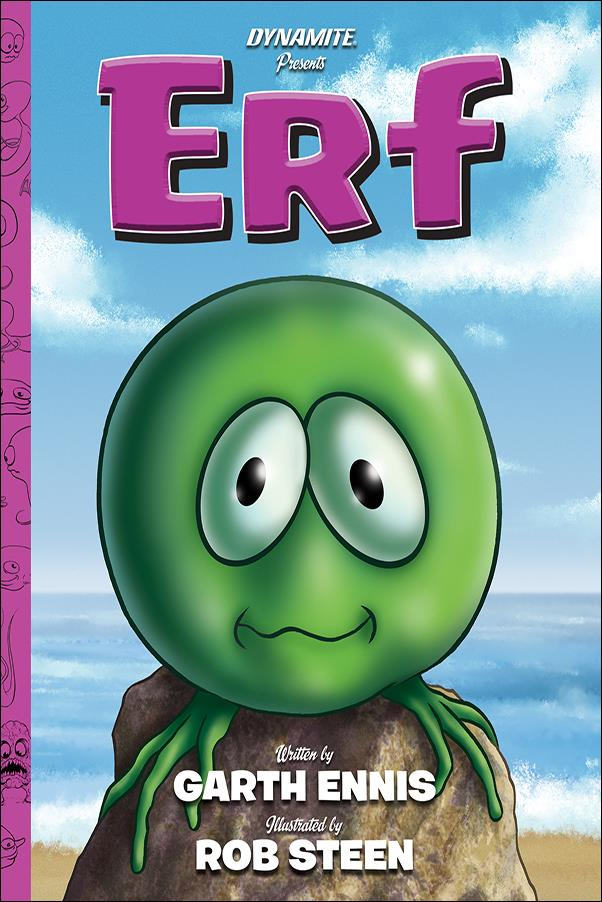 Erf nn-A by Dynamite Entertainment