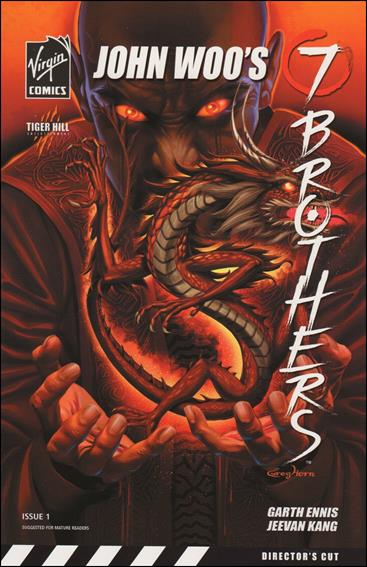 7 Brothers (2006) 1-A by Virgin Comics