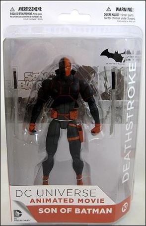 DC Universe: Animated Movie Son of Batman - Deathstroke